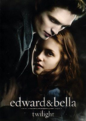 twilight is the handbook for YA romance as far as I'm concerned. i like the books, love the movies.