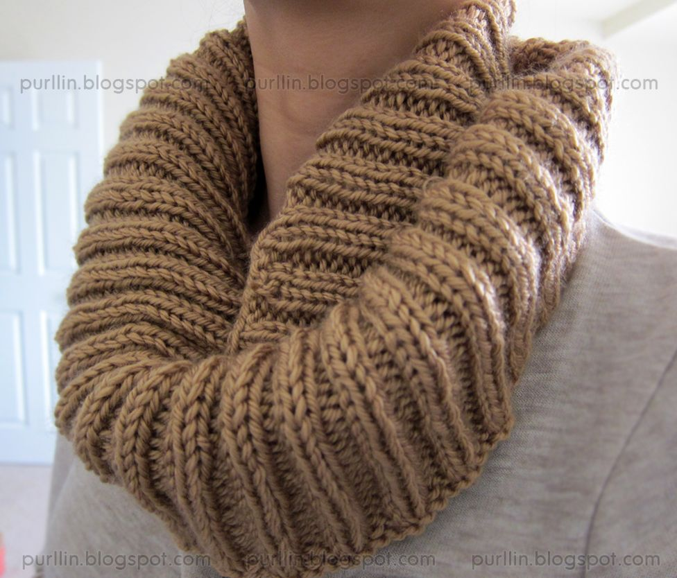 About the Autumn Infinity Circle Scarf: Circle scarves are not only ...