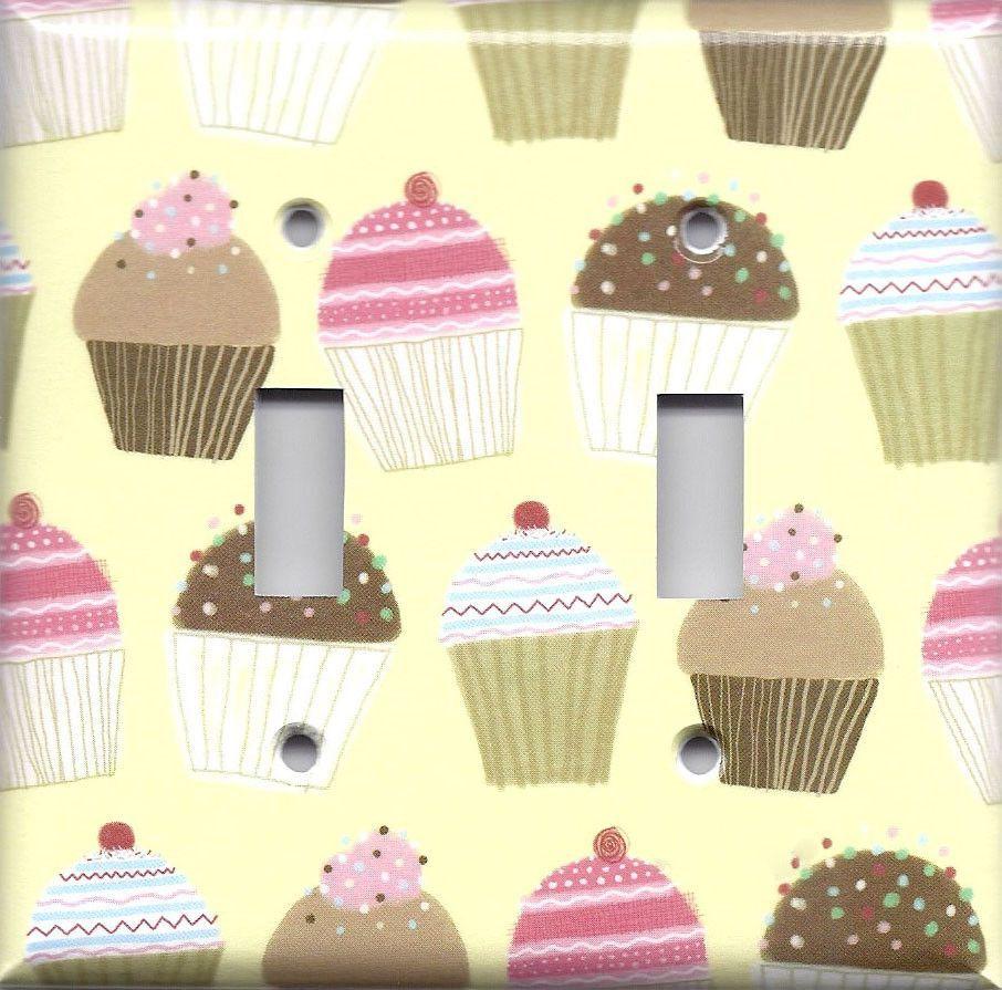 Fine Metal Cupcake Wall Decor Contemporary - The Wall Art ...