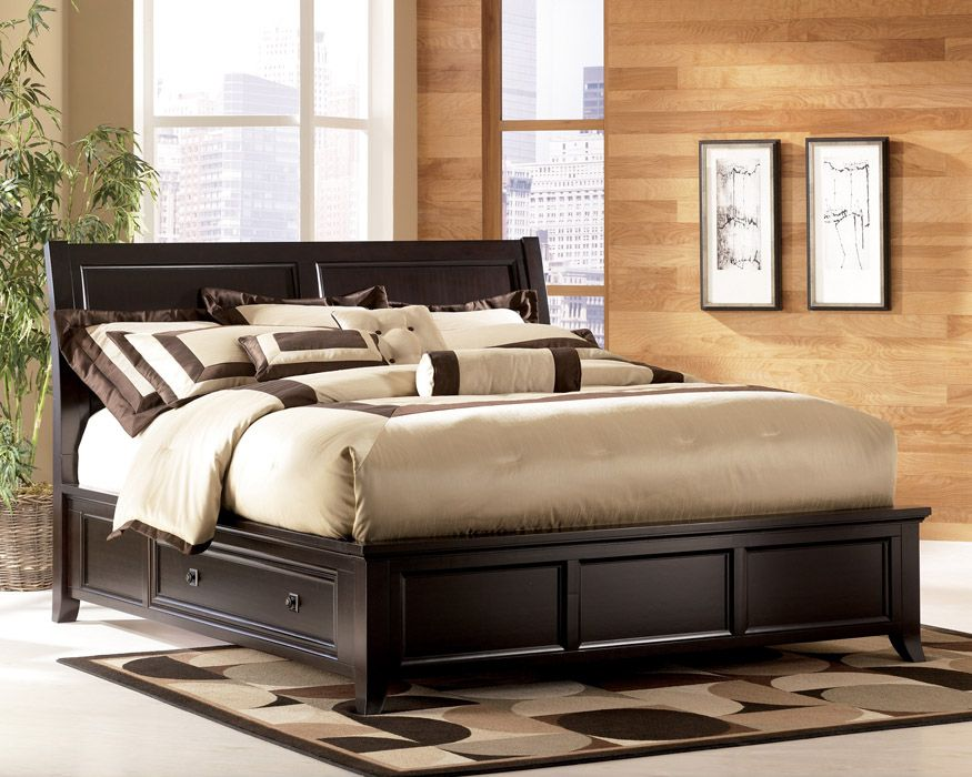 King Bed B551plt Kb Martini Suite Furniture Factory Direct Bed Design Bed Frame With Drawers King Storage Bed