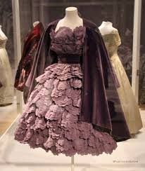 Capucci 1957 - Glamour Of Italian Fashion, Victoria & Albert Museum, London www.fashion-marketer.com  #v&amuseum #museum #london #2014 #fashion #exhibition #italianfashion #italie #fashionmarketer
