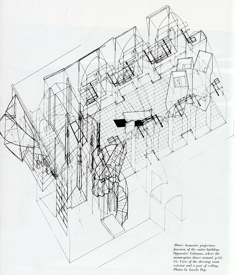 Gunther Domenig. A+U 254 Nov 1991: 80