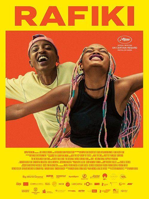 Fuckyeahwomenfilmdirectors Rafiki Dir Wanuri Kahiu 2018 Two