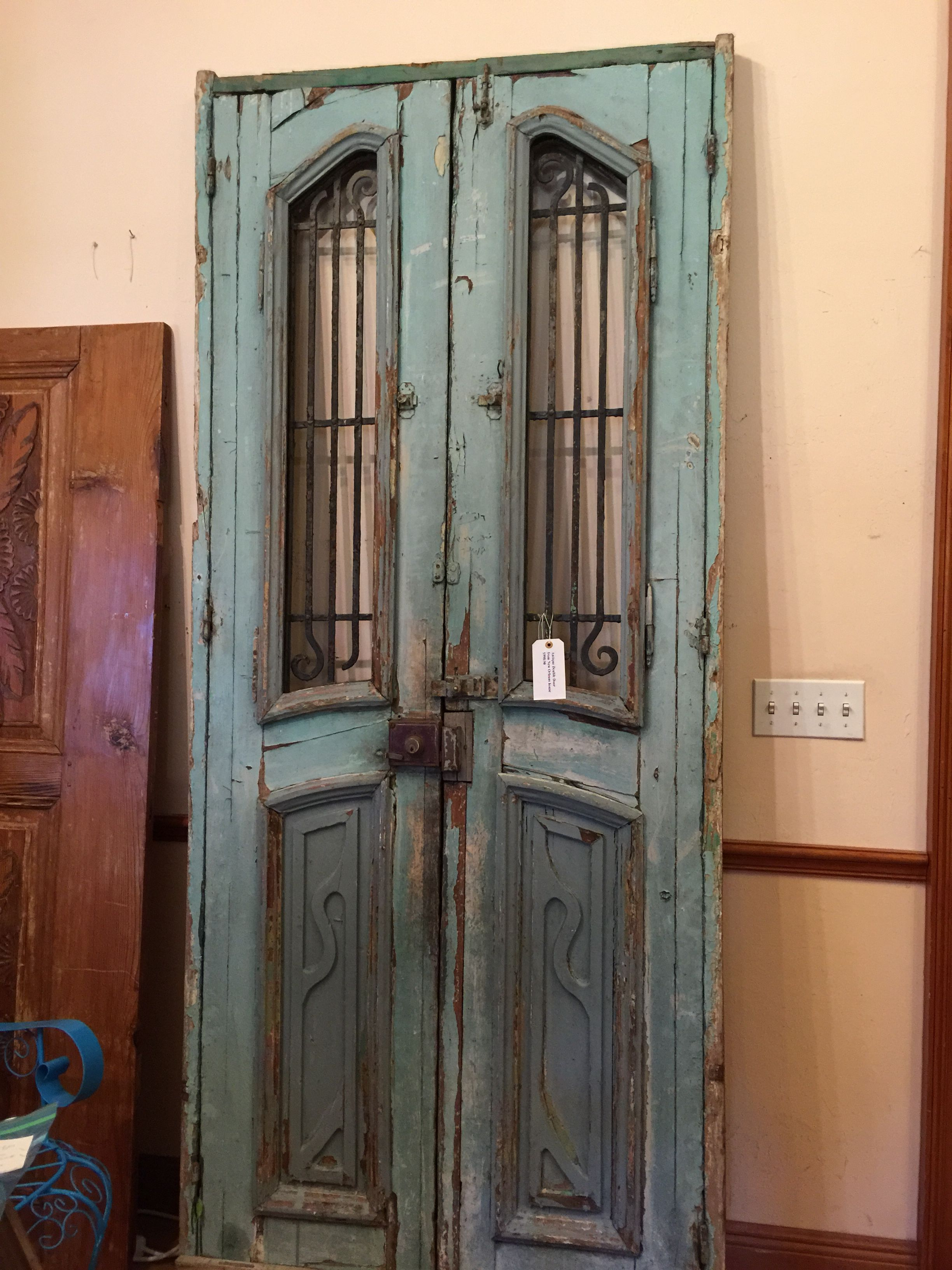 Antique Double Doors For Sale At Estate Resale Redesign Store