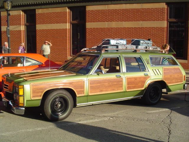 Griswold Family Station Wagon National Lampoon S Vacation Movie