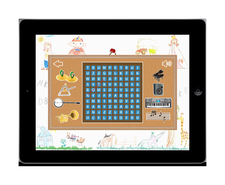 6th Of 12 Mini Edu Games In Teach Me English Application