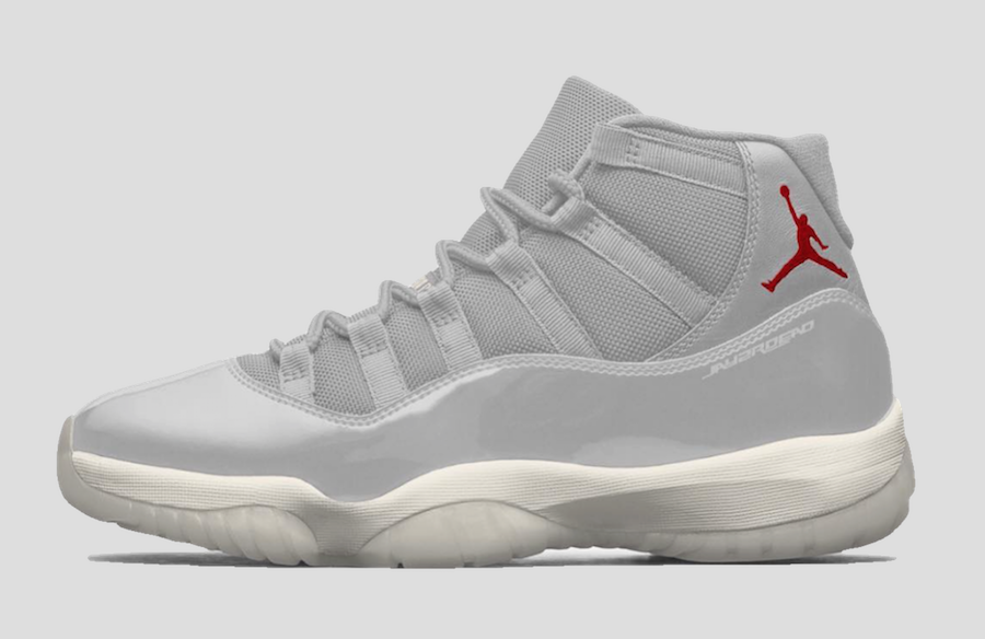 "5310def03f0 Air Jordan 11 ""Platinum Tint"" Releasing in October"