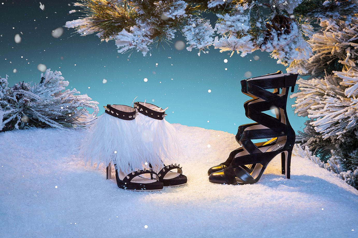 An unique Holiday Season with #Repetto Exceptional heels from the 'Detroit' line www.repetto.com