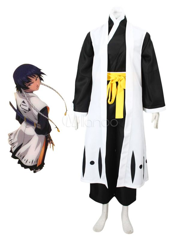 Bleach Soi Fon Cosplay Costume