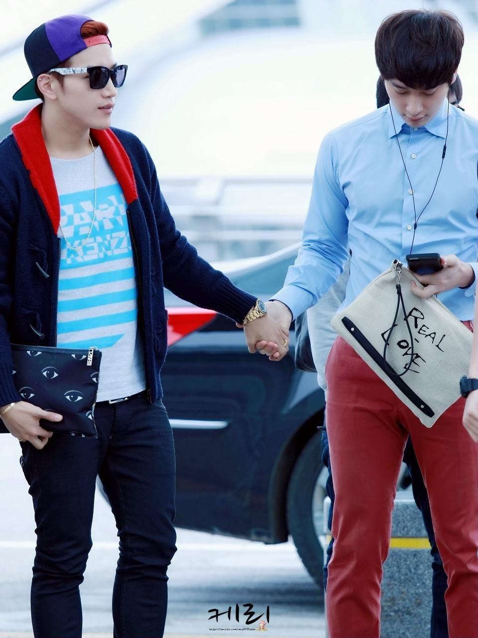 Jun.K and Chansung - 2pm