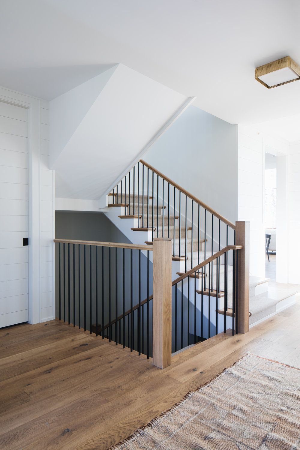 Pin by Neringa B. on Details.   Interior stair railing ...