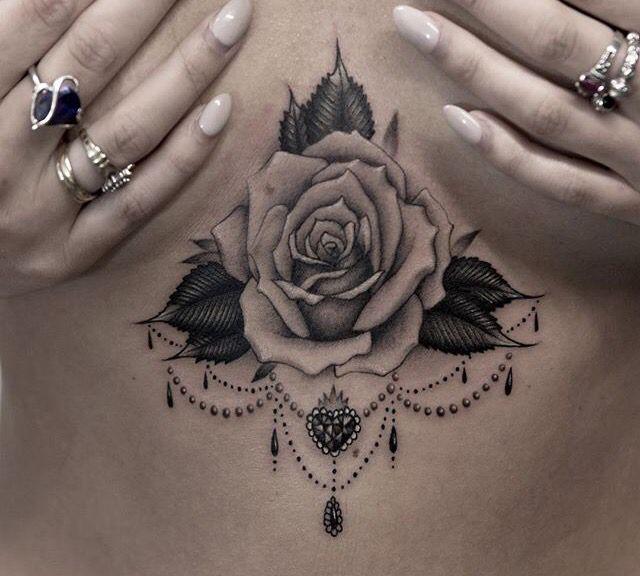 February tattoo boobs