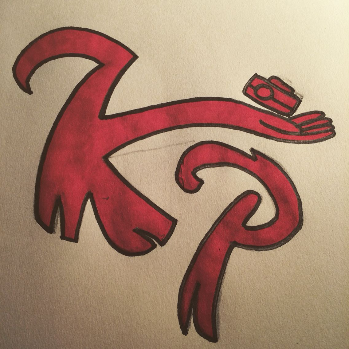 enzoknol logo knolpower tekenen taarten