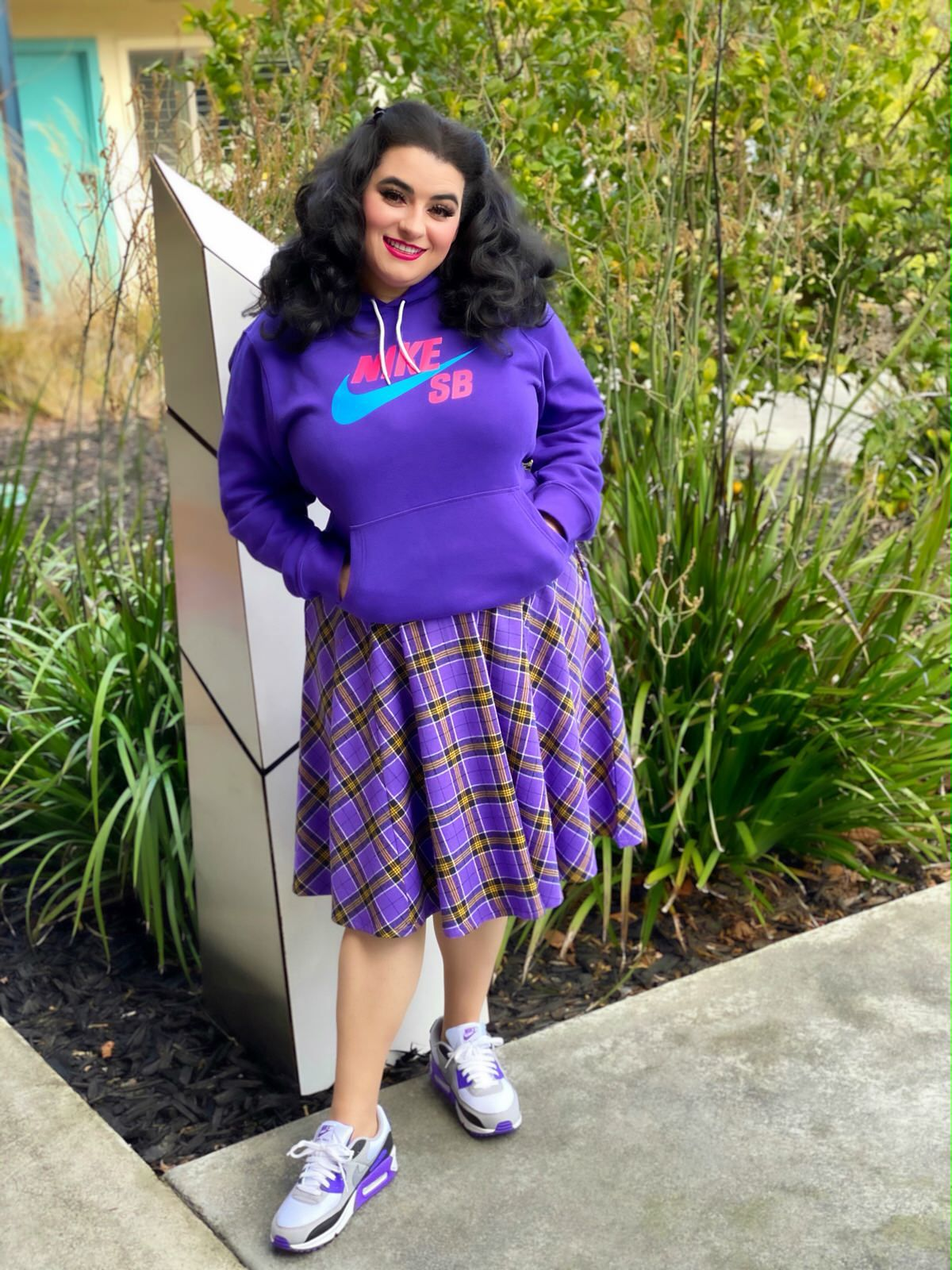From Pinup to Street Style – Styling the Nike Air Max 90 Hyper ...