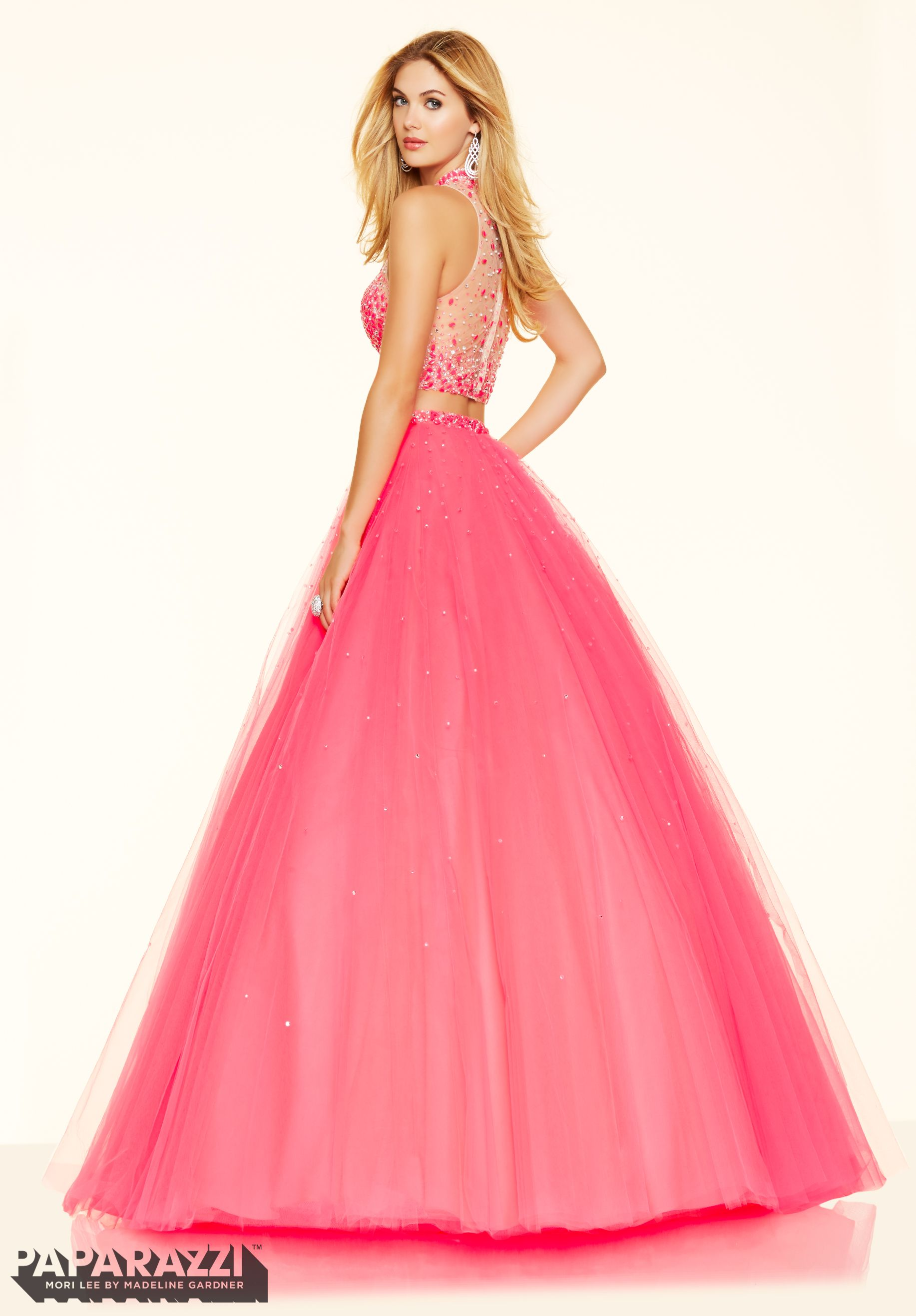 Find this beautiful Paparazzi by Mori Lee dress at WhatchamaCallit ...