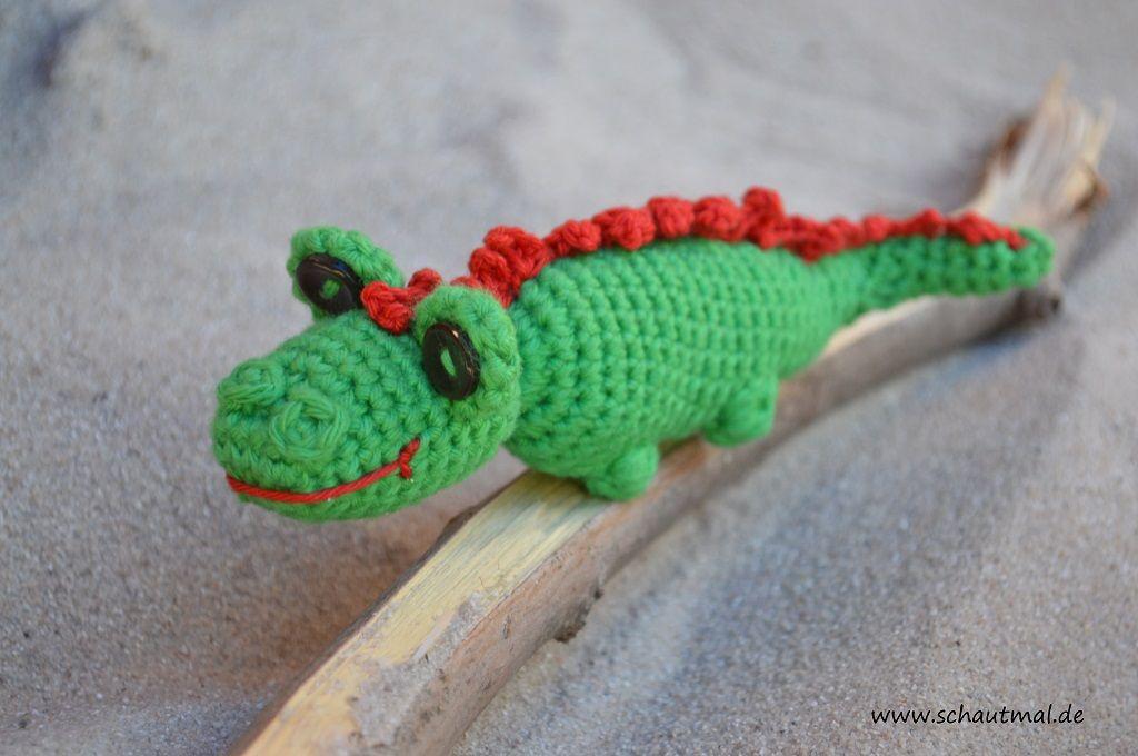 Mr Krok. Gratis Häkelanleitung von www.schautmal.de. Free crochet ...