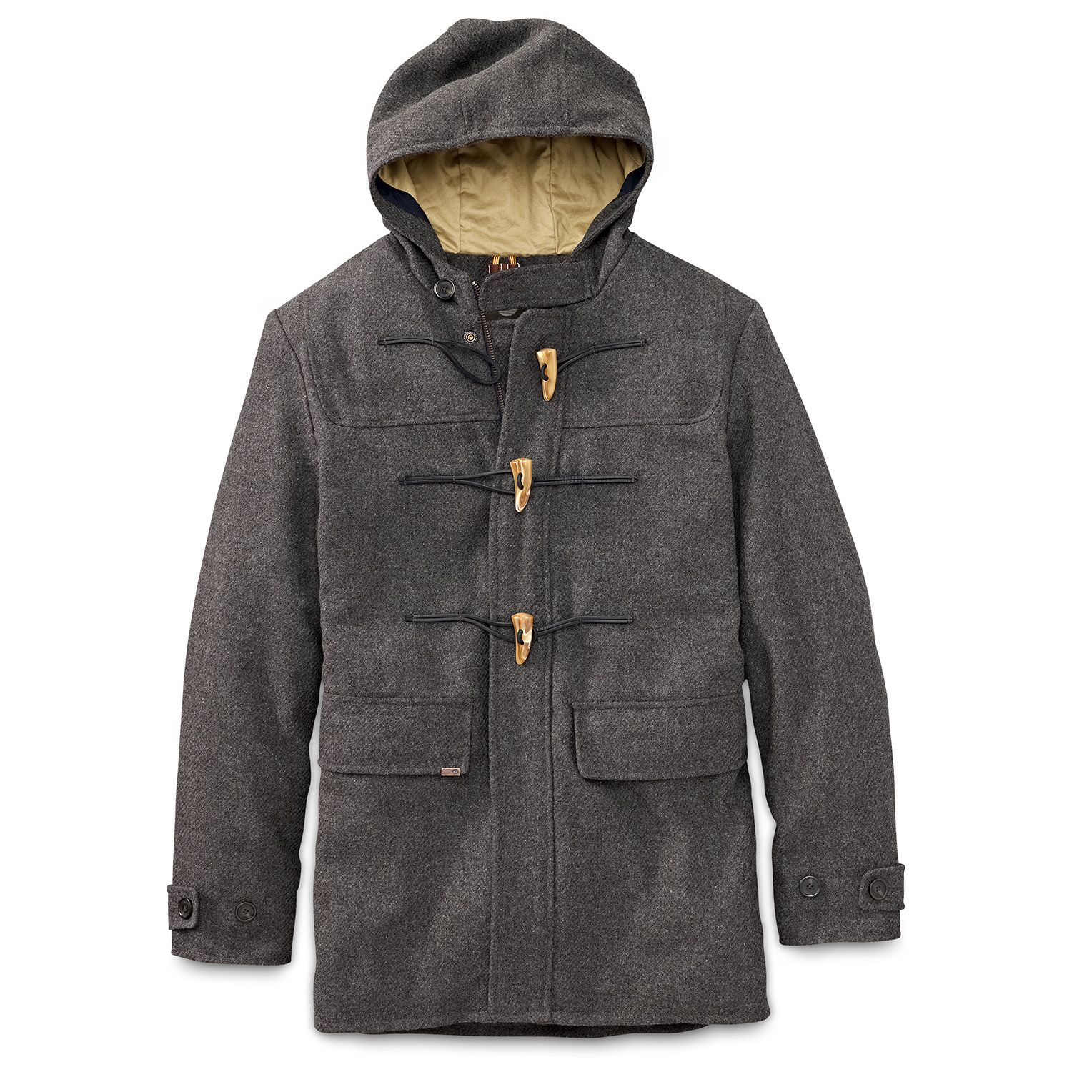 Shrewsbury Peak Waterproof - Duffle Coat imperméable homme ...
