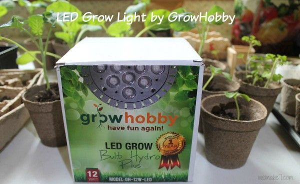 Bring Your Plants To Life With The Led Grow Light By 400 x 300