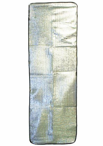 color plateado Highlander SM011 Esterilla reflectante de calor