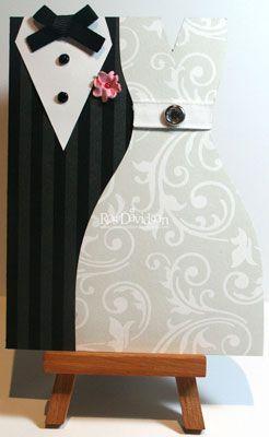 SU Wedding Card