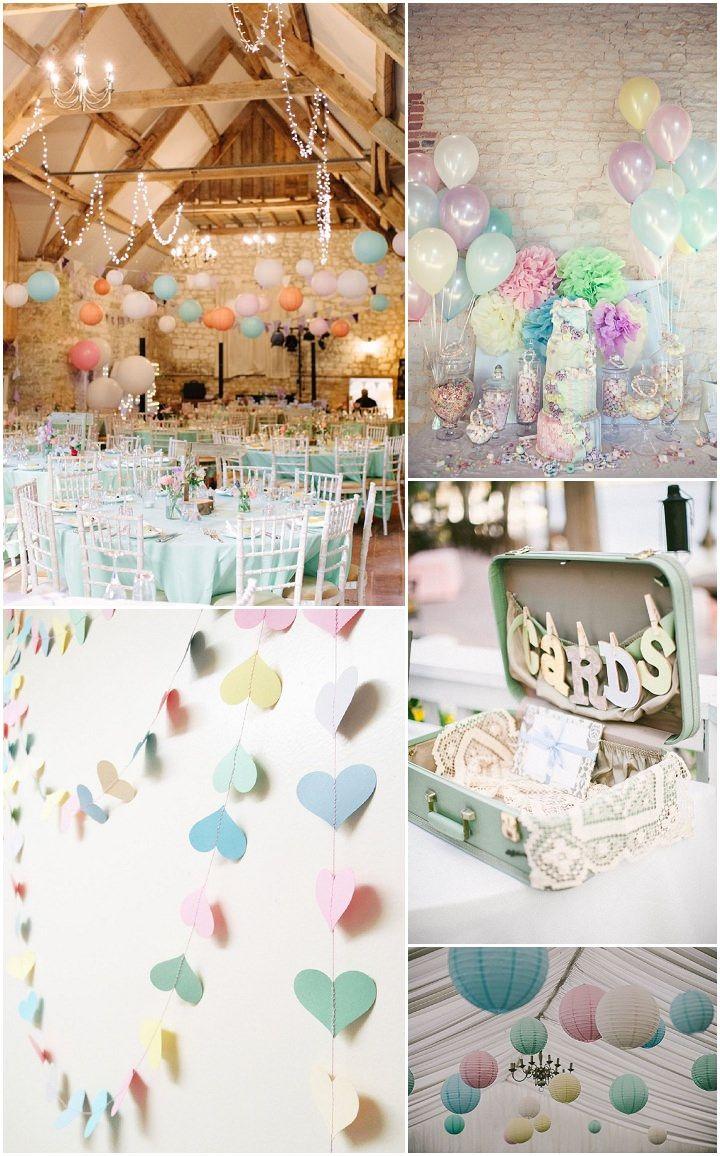 Ideas and Inspiration for your Pastel Wedding: Boho Weddings - UK ...