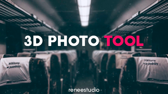 3d Photo Tool 3d Photo Photo After Effects Templates