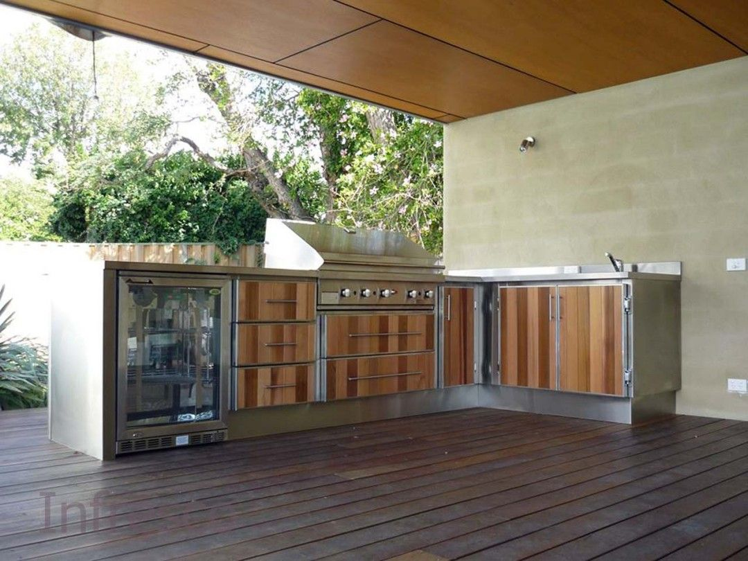 Outdoor Kitchen Perth Example 208 (With images) Outdoor