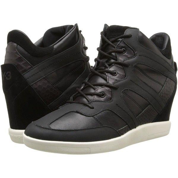 Womens Shoes adidas Y-3 by Yohji Yamamoto Sukita 3 Black/Cream