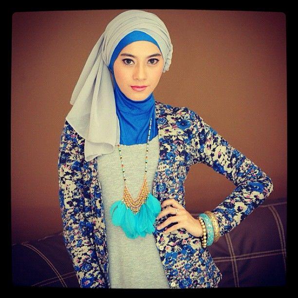 Hijab Regal My Style Pinterest Fashion Muslimah