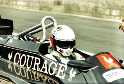 Elio de Angelis, Team Essex Lotus