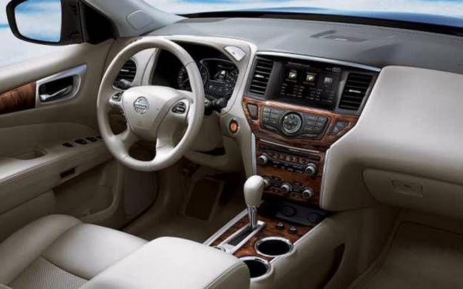 2016 Nissan Pathfinder Release Date Europe Interior