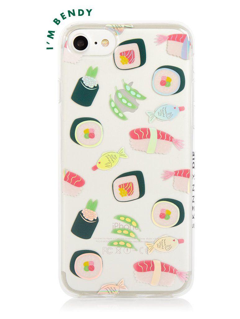 official photos e2ccc 3a9a7 Sushi Case | Skinnydip | Sushi case, Phone cases, Phone