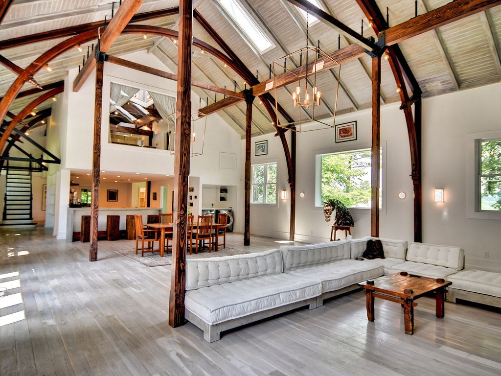 The Playhouse 7,000 Square Feet of Berkshires Modern