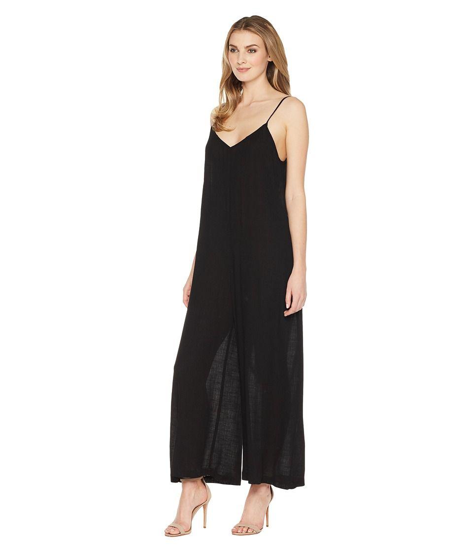 28b4b1a1687 Show Me Your Mumu Leila Tassel Jumpsuit Women s Jumpsuit   Rompers One  Piece Black Cruise