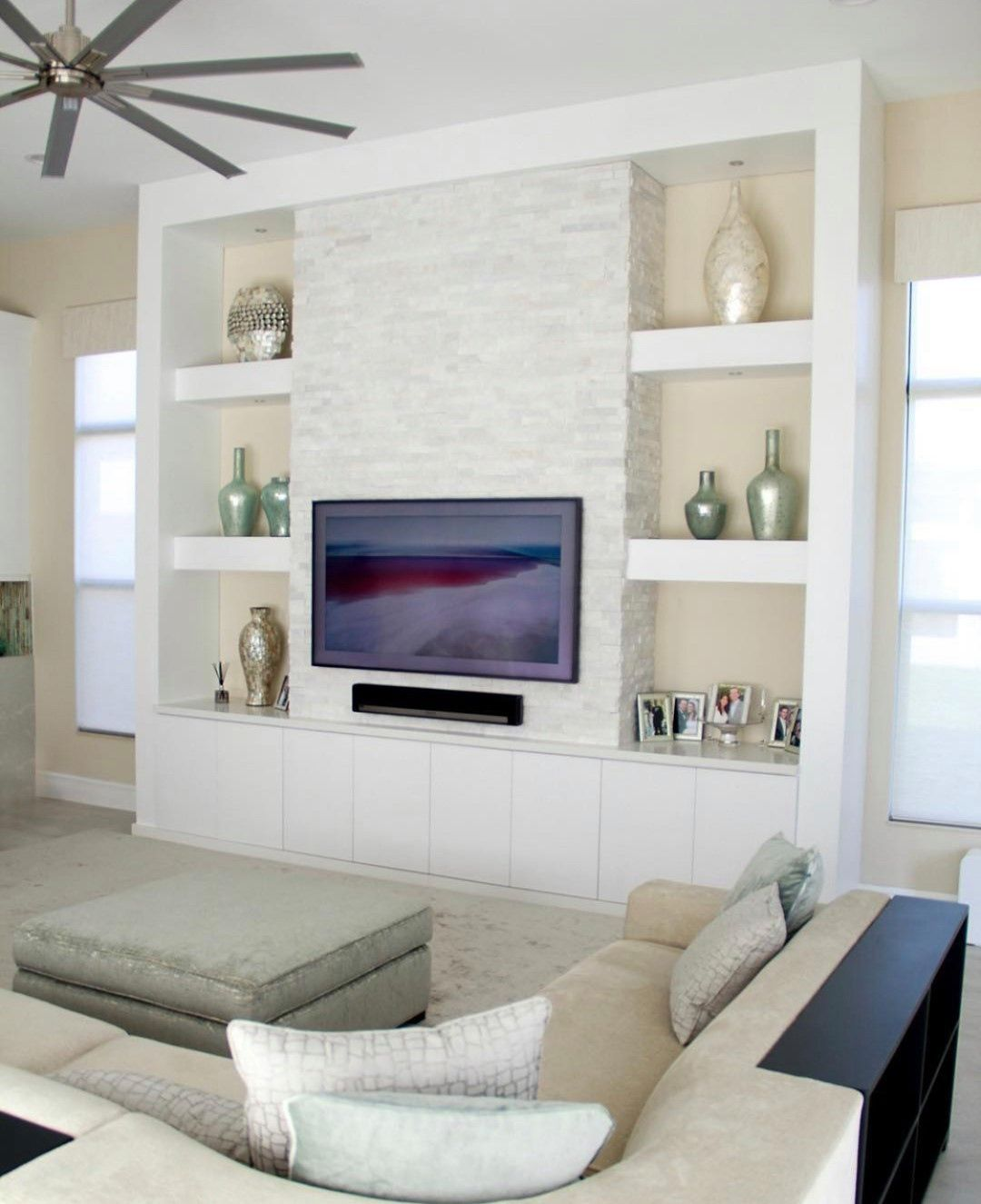 Modern And Beautiful Living Room Units In 2021 Living Room Entertainment Center Built In Entertainment Center Living Room Units