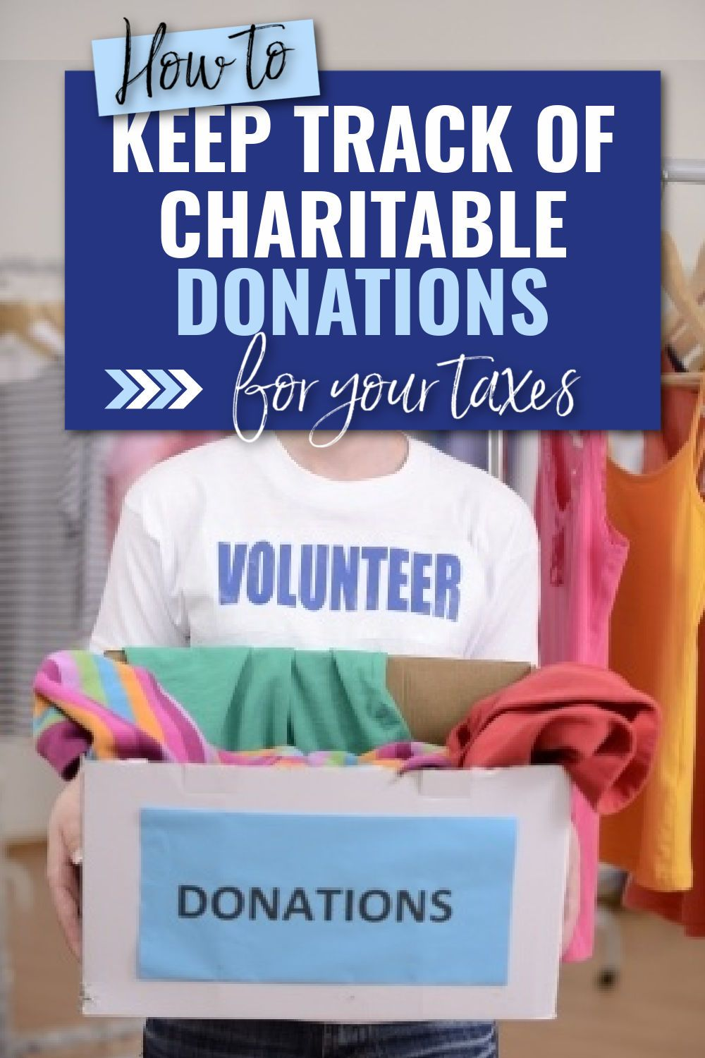 How To Keep Track Of Your Charitable Donations For Taxes In 2021 Charitable Donations Family Financial Planning Financial Planning For Couples Keep track of charitable donations