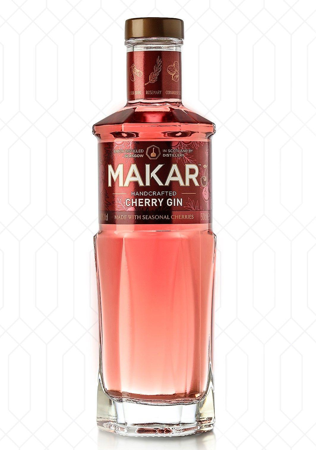 Makar Cherry In 2020 Gin Distillery Gin Alcohol