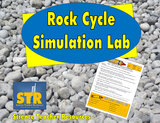 "The Best of Teacher Entrepreneurs: FREE SCIENCE LESSON - ""Rock Cycle Simulation Lab"""