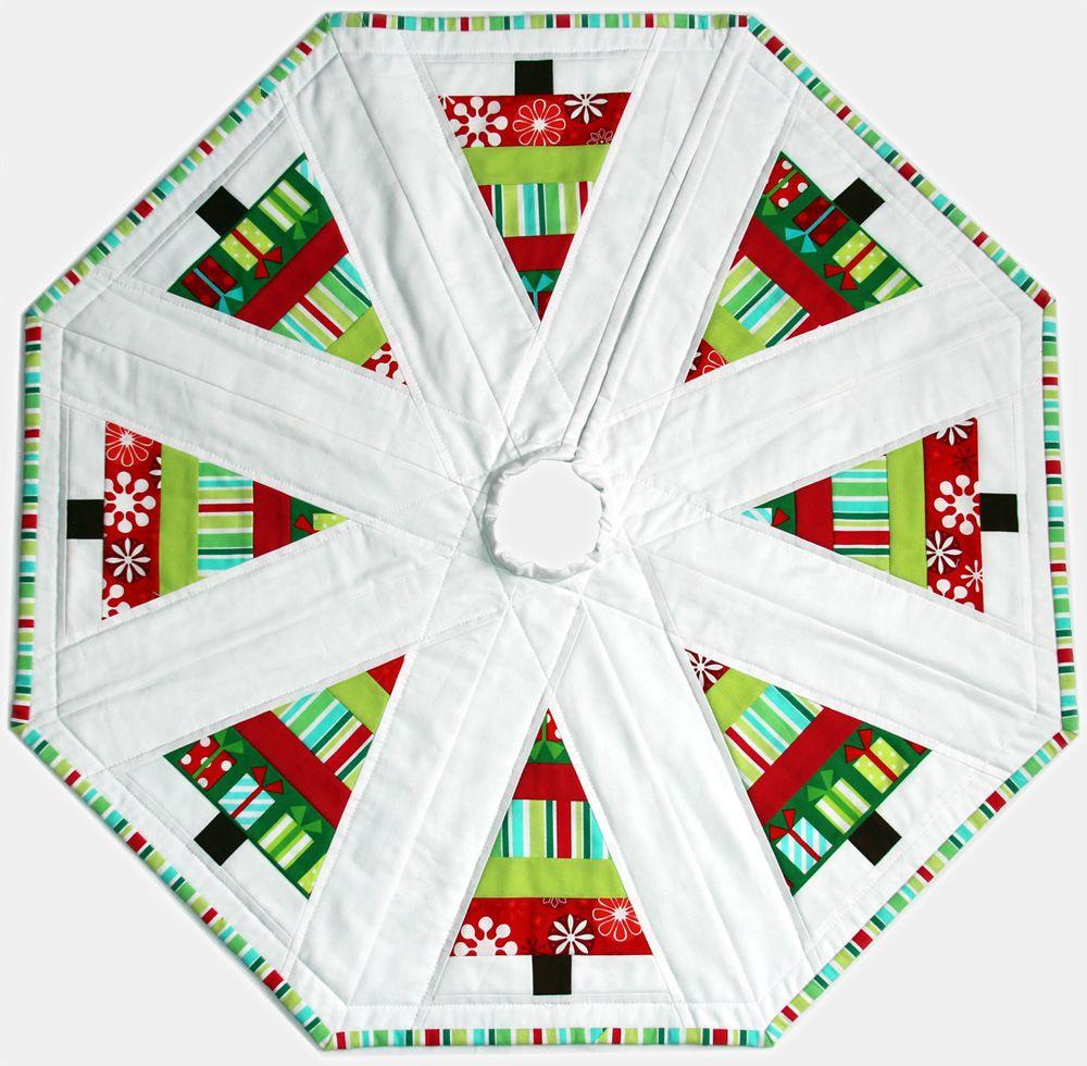 Made By Cola: Christmas Tree Skirt