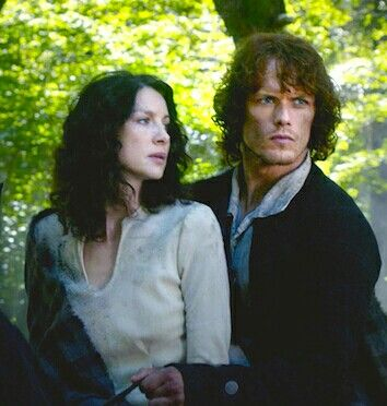 Claire and Jamie <3