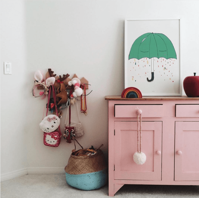 DIY fürs Kinderzimmer // Alte Schränke, neue Liebe | Bydlení ...