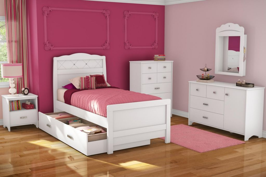 Awesome Twin Bedroom Sets For Girls   Simple Bedroom Design Tips And Cheap