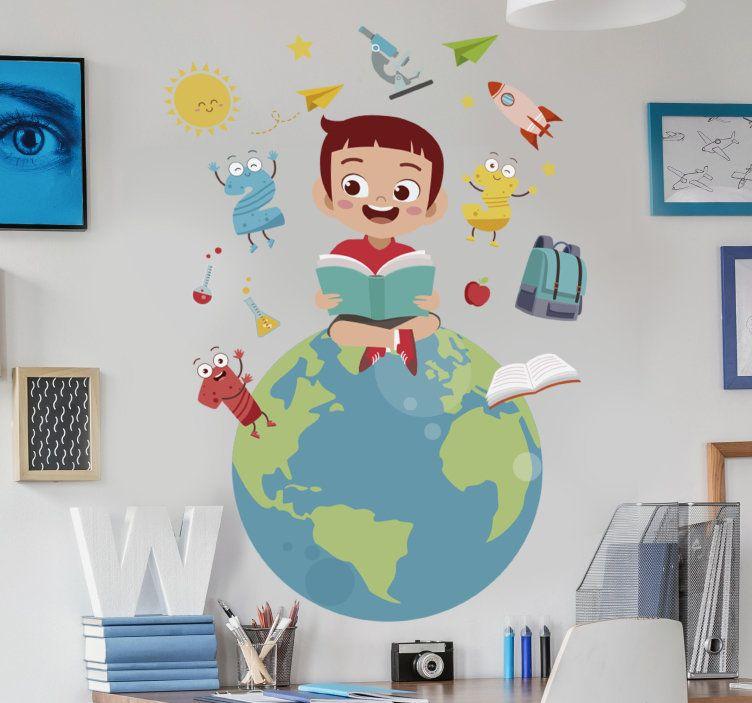PERSONALISED NAME SUPER MARIO WALL ART STICKER kids bedroom BOYS GIRLS mural