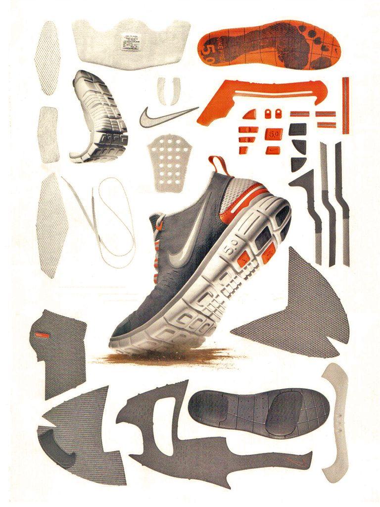 Nike Free 5.0.2 via thingsorganizedneatly.tumblr.com #thingsinorder