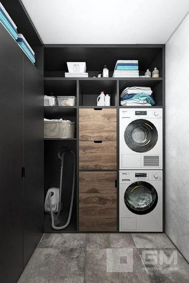 24 Discover Ideas About Dream Bathrooms Home Decor In 2020 Laundry Room Diy Small Laundry Rooms Laundry Room Storage Shelves