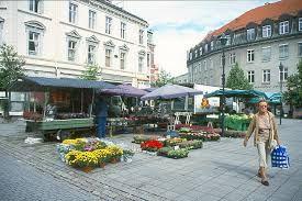 hønefoss norge - downtown