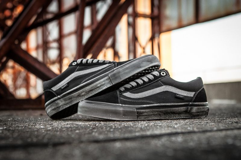 VANS tribute classic series retro to do the old custom