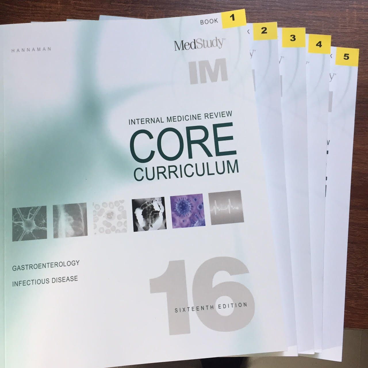 Internal Medicine Review Core Curriculum 16th Edition 5