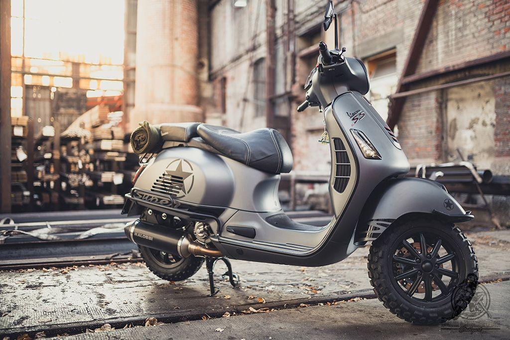 operation super sport roller motorradbox stuttgart vespa gts 300 i e supersport abs. Black Bedroom Furniture Sets. Home Design Ideas