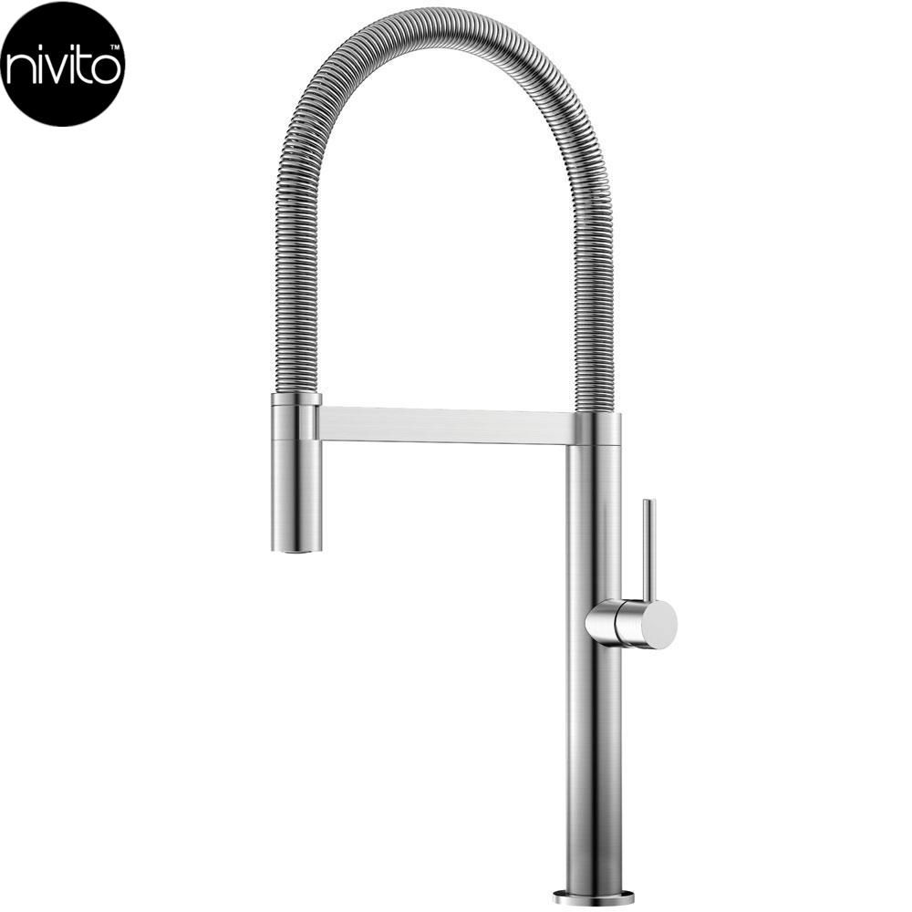 Stainless Steel Single Hole Faucet Pullout Hose In 2020 Home Interior Design Cool House Designs Quality Interior Design